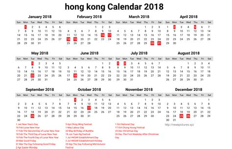 printable calendar hong kong 2018 calendar hong kong free printable calendars 2018