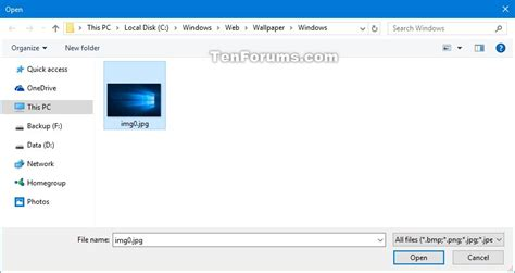 windows 10 mail app tutorial change mail app background picture in windows 10 windows