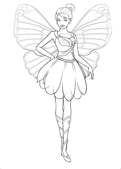 barbie maripossa coloring pages team colors