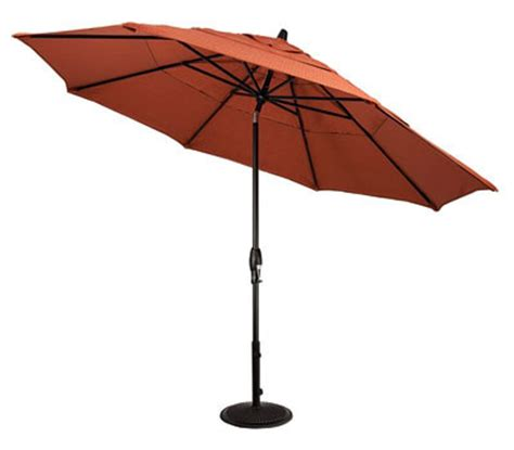 Amazing Orange Patio Umbrella 5 Orange Tilt Patio Orange Patio Umbrella