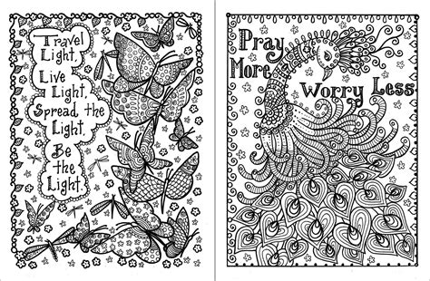 free printable inspirational coloring pages sayings coloring pages coloring home