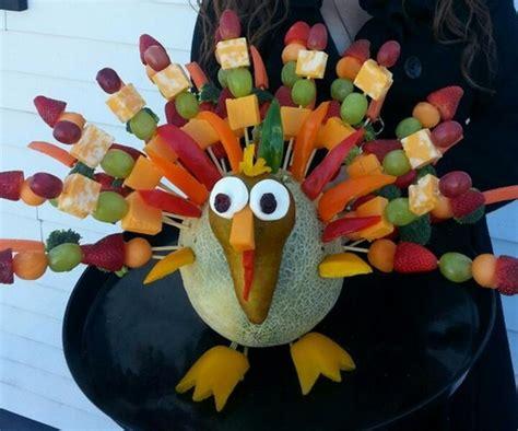 Edible Thanksgiving Decorations by 20 Creative Edible Arrangment Ideas Hative