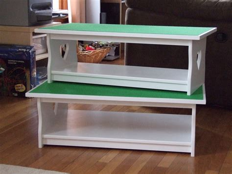 doll house table dollhouse stands tables by backsaw13 lumberjocks com