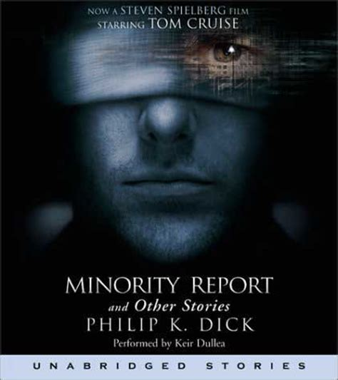 minority report book philip k bibliography