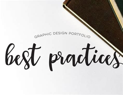 graphic design layout best practices how to select work for your portfolio every tuesday