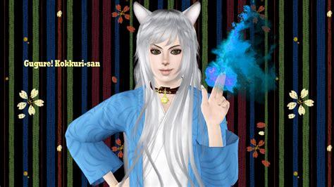 sims 4 mods manga ng sims 3 kokkuri san anime sims