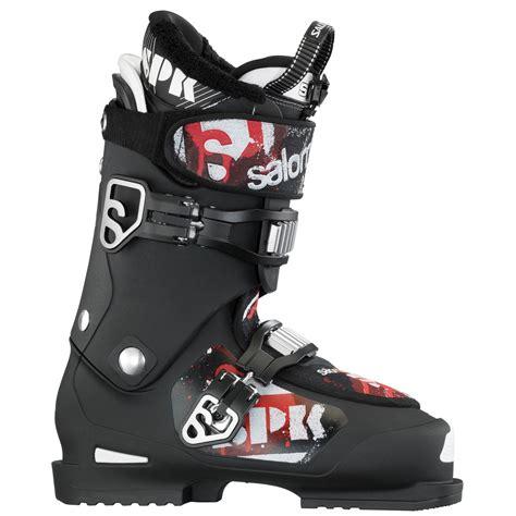 salomon ski boots salomon spk 100 ski boots 2013 evo outlet