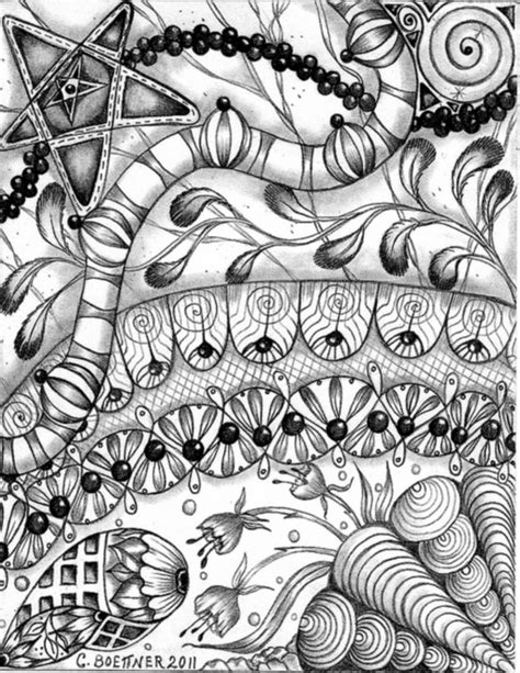 zendoodle coloring sheets free coloring pages of zendoodle