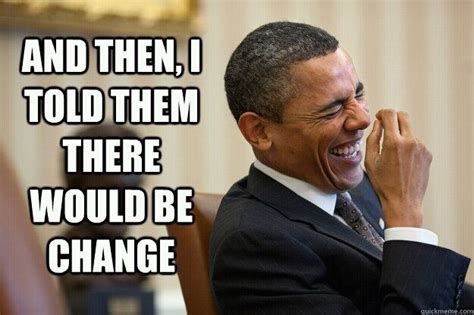 Funny Barack Obama Memes - obama joke writers are tense