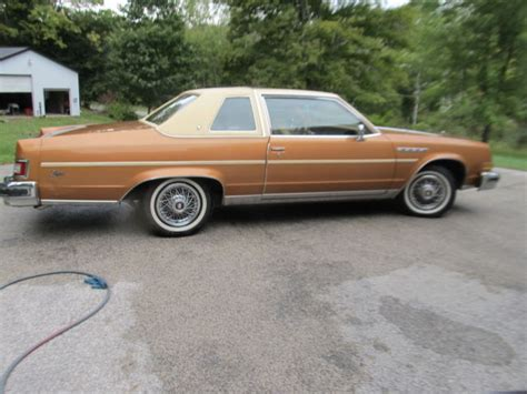 1978 buick electra 1978 buick electra limited landau two door sport coupe auto