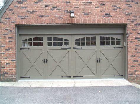 Chi Garage Doors by Chi Garage Door Series 5534 Installed By V Giel