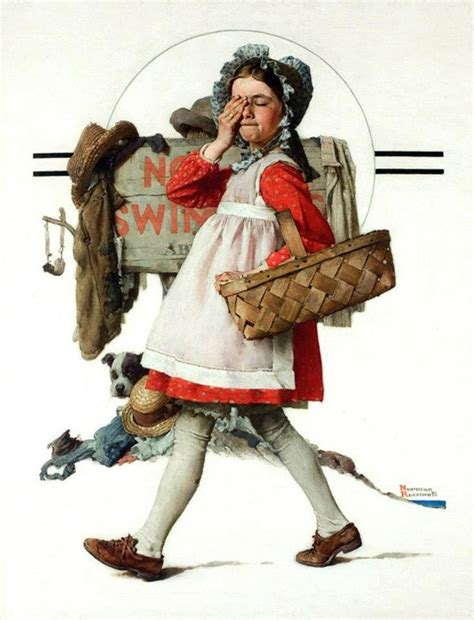 norman rockwell norman rockwell pinterest