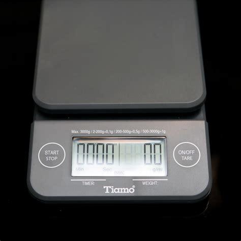 tiamo digital scale cikopi