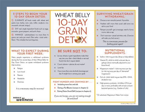 Wheat Belly 10 Day Detox wheatbelly t 17 ways to lose weight fast