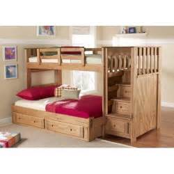 bunk beds with stairs bunk bed plans with stairs pdf plans