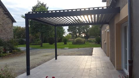 Pergola Bioclimatique Prix Au M2 470 by Pergola Bioclimatique En Kit