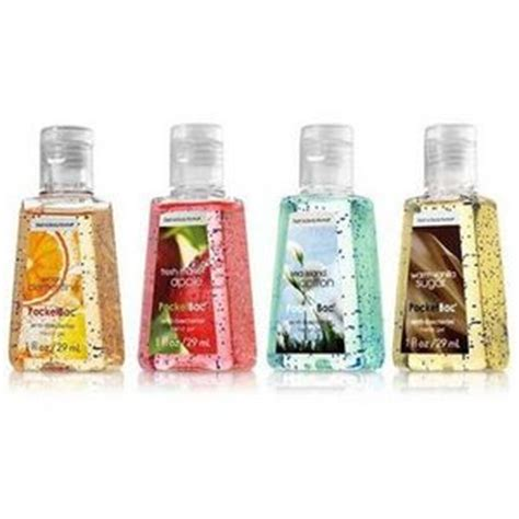 Bath & Body Works Antibacterial Hand Sanitizing Gels Reviews ? Viewpoints.com