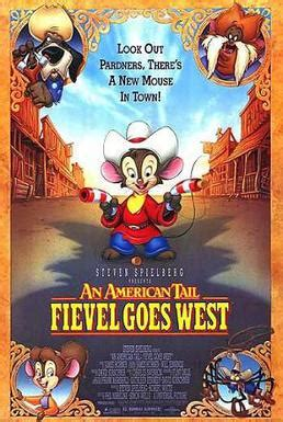 cowboy mouse film an american tail fievel goes west wikipedia