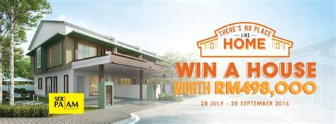 Guardian Win A House Contest Contests Events Malaysia