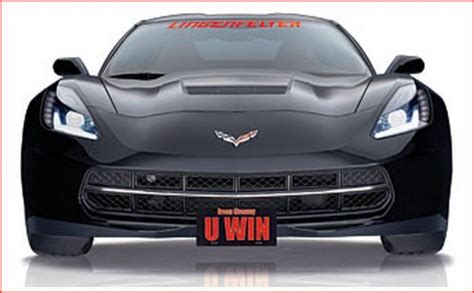 Corvette Stingray Giveaway - corvette dream giveaway autos post