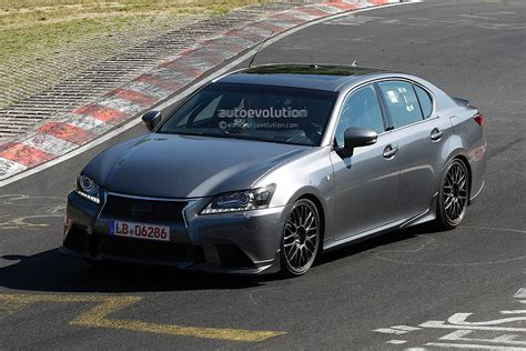 lexus trd spyshots lexus gs f performance sedan prototype features
