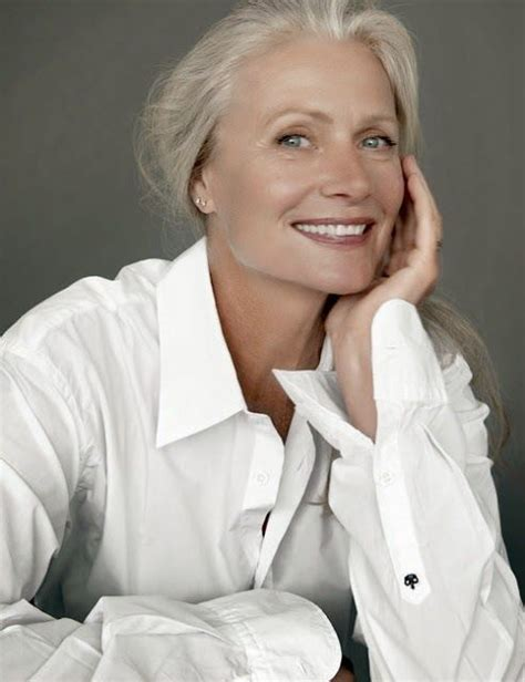 managing grey hair that s not my age older models mrs robinson management