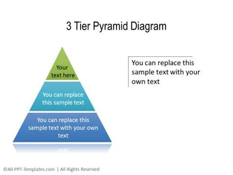 pyramid ppt template agranihomesrealconstruction co