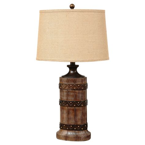 Kitchen Cabinet Racks by Rustic Table Lamps Western Road Table Lamp Black Forest Decor
