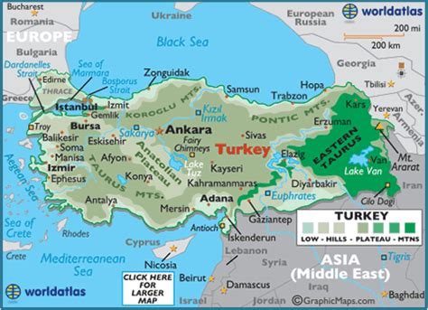 turkey on the map turkey map geography of turkey map of turkey