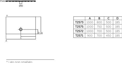 piatti doccia ideal standard prezzi piatto doccia connect ideal standard prezzi