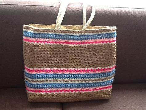 Tas O Bags 3302 ah tas omgehaakt patroon ge 239 nspireerd op the nordic shawl pattern my valley haken