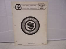 Vintage Arctic Cat Parts Ebay