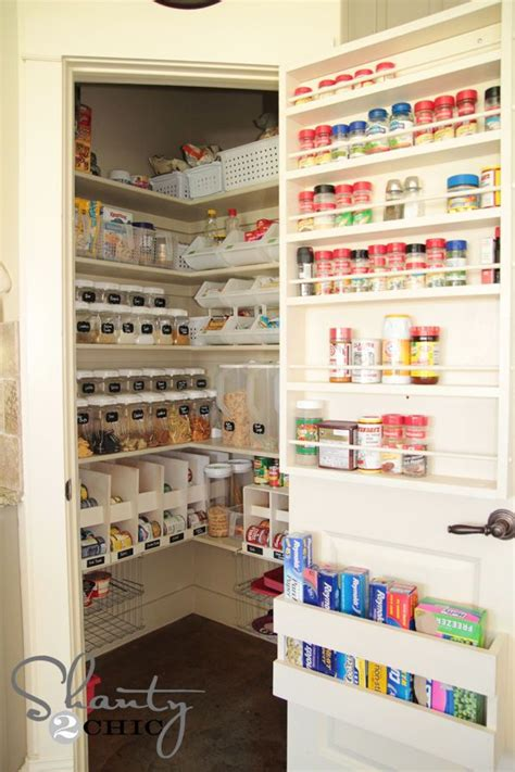 20 incredible small pantry organization ideas and makeovers the happy housie 20 best pantry makeovers images on pinterest