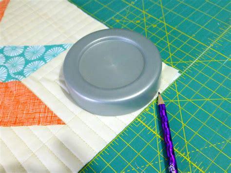 a line lids cut non slip table mat tutorial fabric yard uk
