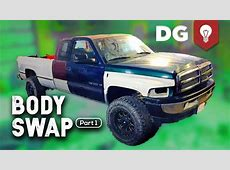 5.9 Cummins 24v Dodge RAM Gets A Body Swap - YouTube 24v Cummins