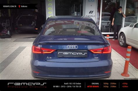 audi a3 chip audi a3 a3 sedan 8v mk1 2012 gt 2016 1 6 tdi cr chip