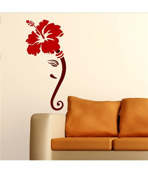 wall stickers chipakk spectacular ganesha wall sticker best price in india on 24th february 2018 dealtuno