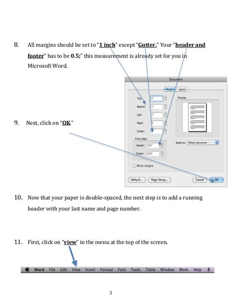 Format Macbook guide to mla format mac 08