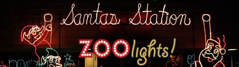 Visit Santa Utah S Hogle Zoo Zoo Lights Coupons
