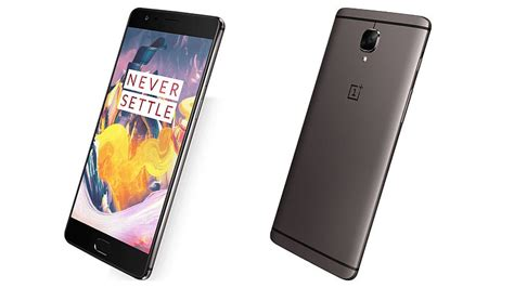 Oneplus 3t Giveaway India - oneplus 3t unveiled in india and will be available from december 14 thetechnews