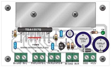 Kit Li Mono 100 Watt Subwoofer Plus Mic lificador audio 12v ultracompacto inventable