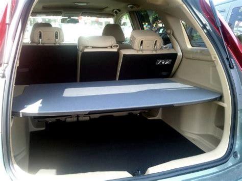 2011 Crv Cargo Shelf by Honda Crv 2010 Rear Cargo Shelf Autos Post