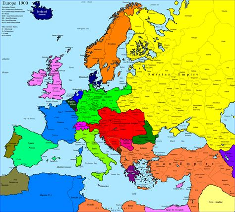 printable map europe 1914 quizi2009 europe 1900