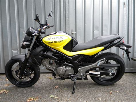 Motorrad Umbauten Suzuki by Umgebautes Motorrad Suzuki Sfv 650 Gladius Von Mansour