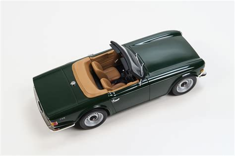 Collectible Ls by Ls Collectibles Triumph Tr6 1 18 Green Ls002a