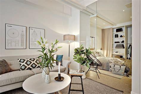 como decorar un apartamento pequeno en navidad un estudio de estilo contempor 225 neo small lowcost