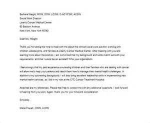 Thank You Letter After Interview Medical Receptionist this series of letters is intended for patients and refers