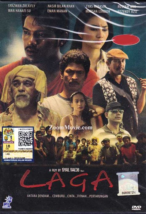 film malaysia laga laga dvd malay movie 2014 cast by wan hanafi su