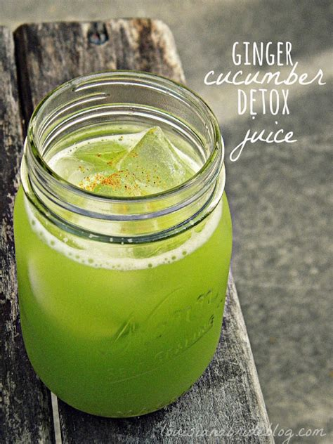 Cucumber Detox Drink Recipe by How To Make A Cucumber Detox Drink