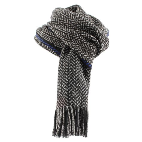 Cold Comfort 5 Of The Best Winter Scarves Top Picks From Mainline Menswear